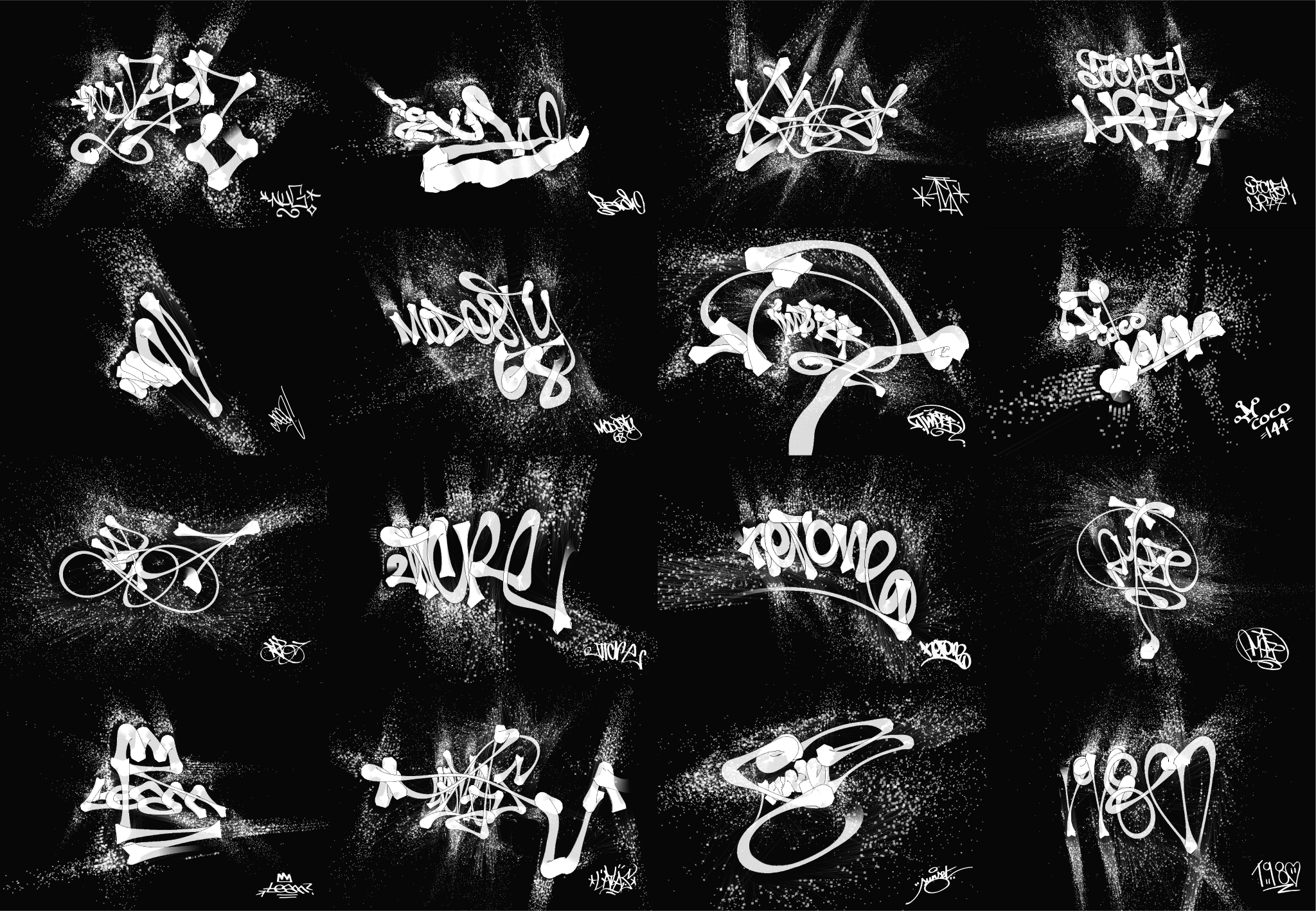 Graffiti Analysis