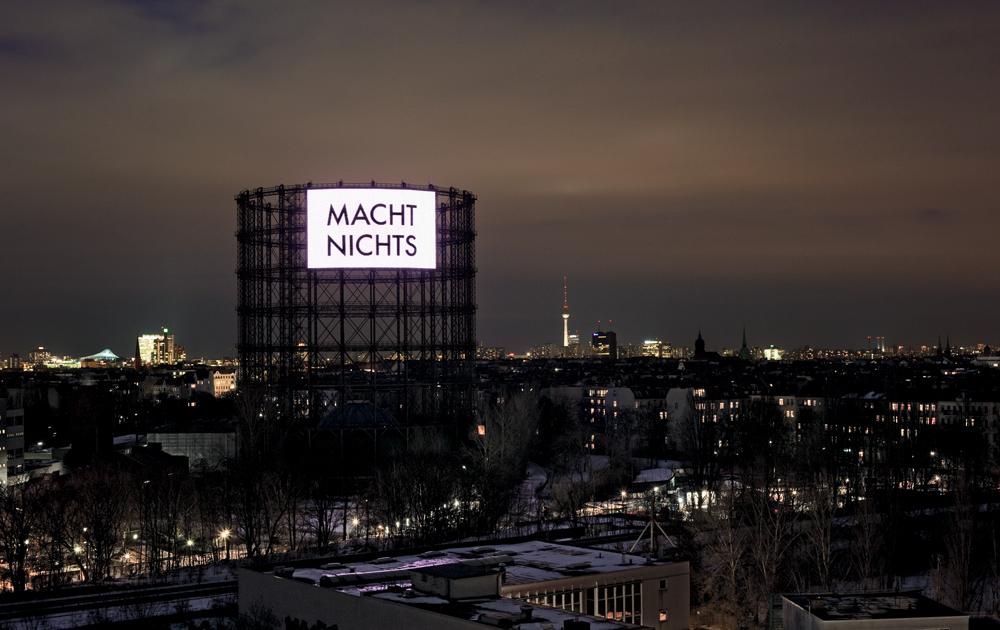 'Macht Nichts' by Clemens Wilhelm