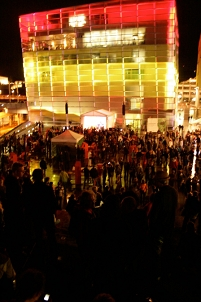 Ars Electronica Center Linz; Photorights © ORF