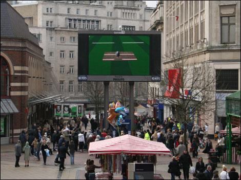 BBC Big Screen