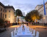 'Mobile Dinner' at Collegium Hungaricum in Berlin