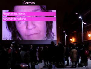 Test Screening in Madrid