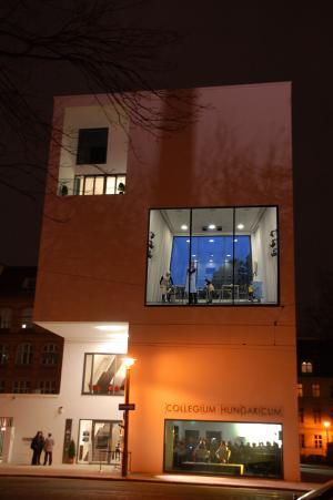 Collegium Hungaricum Berlin (CHB)