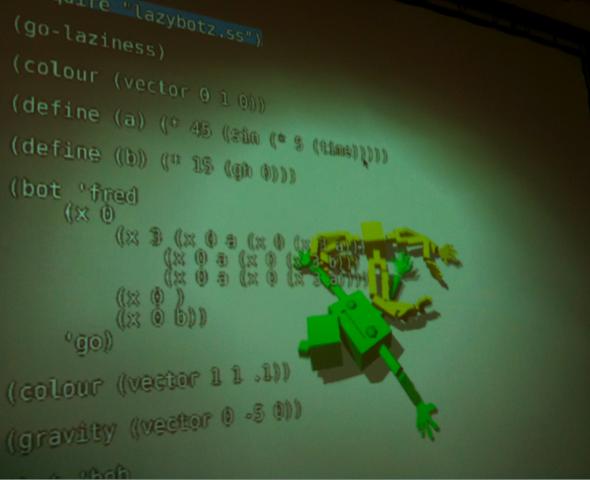 Live Coding Performance